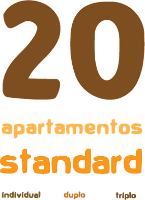 20 Standards Rooms